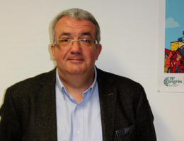 Thierry Marty, nouveau directeur du Toit Forézien